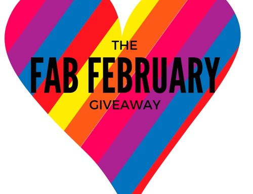 It's A Fab February Giveaway